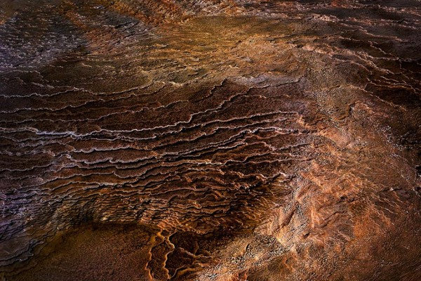 Yellowstone Abstraction 3
