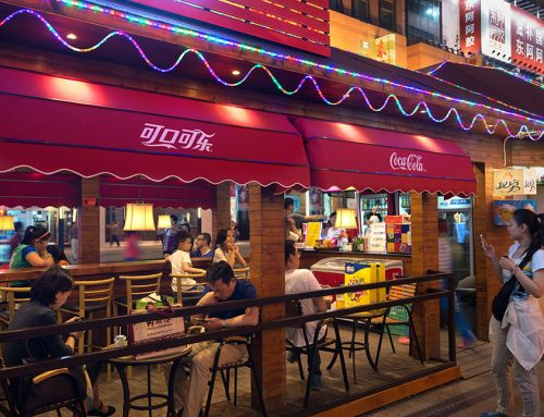 Beijing Cafe, Night