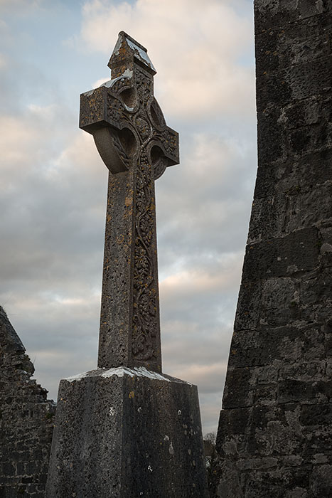 http://www.richardsprengeler.com/celtic-cross-quin-friary/