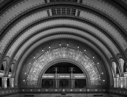 Grand Ballroom, Union Station, 2017