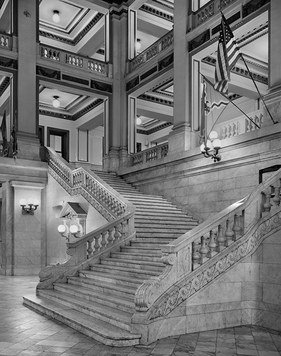 http://www.richardsprengeler.com/staircase-st-louis-city-hall/