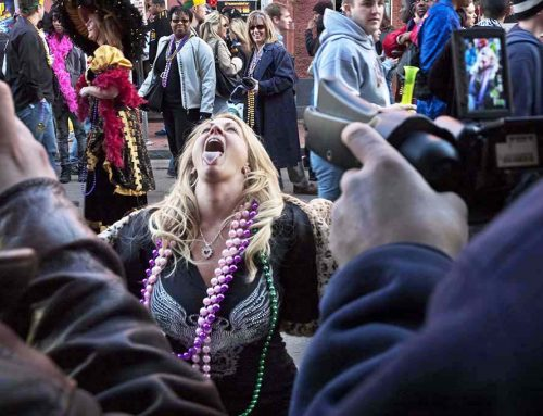 Mardi Gras, New Orleans, Louisiana 5