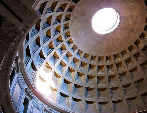 Oculus, The Pantheon, Rome