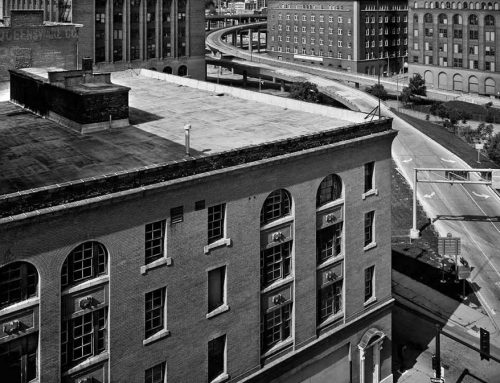 Building 4, 9th and 10th Street Ramps