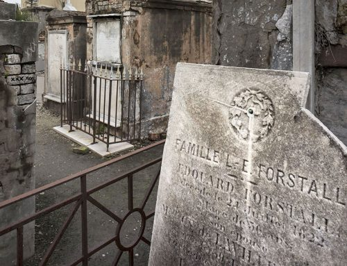 St. Louis Cemetery, New Orleans, Louisiana 4