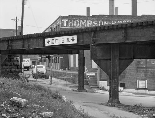 Railway, Warehouses, Laclede's Landing, 1985