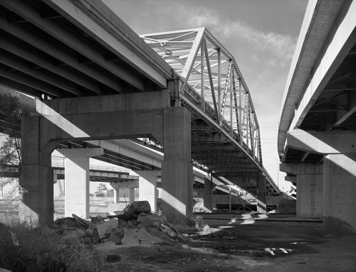 Martin Luther King Bridge Approaches, East Saint Louis, 2017