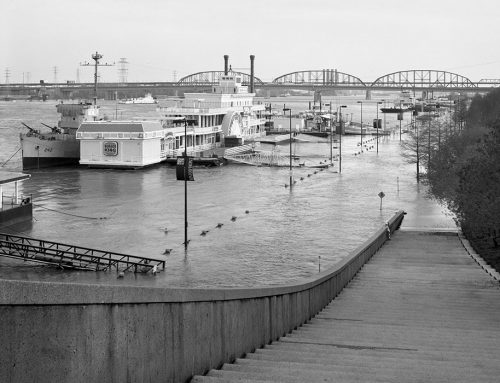 Riverfront, Flood of 1993