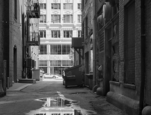 Alley Near 11th and Locust, 2020