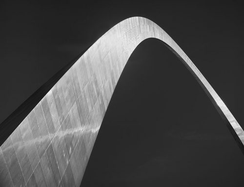 Arch and Sky, 1991